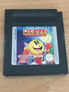 Pac Man Special Colour Edition  Nintendo Gameboy