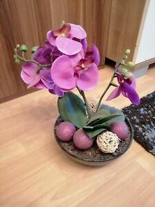 Led Blumengestecktopf Orchidee