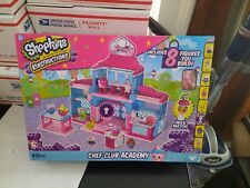 New Shopkins Kinstructions Chef Club Academy (compatible with legos)