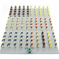21pcs star wars fighting robot Soldier building blocks kids puzzle assembly toys