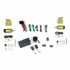 4 Function Alarm 50 lbs Remote Shaved Door Popper Kit