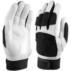 Parkour Ninja Warrior Gloves (One Pair) - Leather Premium Quality