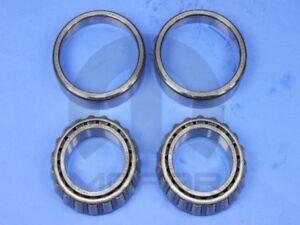 Axle Differential Bearing OEM MOPAR BRAND 4746605