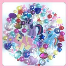 Rainbow Dash, Twilight Sparkle & Fluttershy My Little Pony Theme Flatbacks Gems