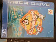 Sega Megadrive Animaniacs