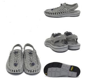 Keen Uneek Steel Grey/Drizzle Active Sport Sandal Men's sizes 7-14/NEW!!!
