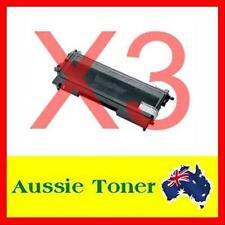 3x TN2150 Toner for Brother HL2140 HL2142 HL2150 HL2150N HL2170W MFC7340 MFC7440
