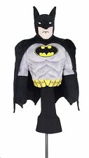 Batman Golf Driver Headcover 460cc Movie Character DC Comics Gift Collectible