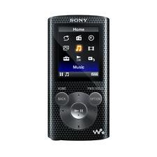 New Sony Walkman NWZ-E384 Black 8 GB Digital Media Player
