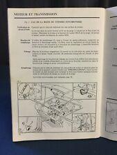 Rare Notice Utilisation 1971 AUSTIN MINI 850 & 1000 !!!