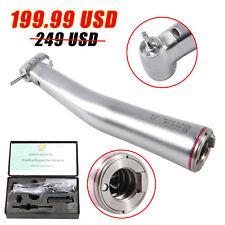 Dental Internal water spray 1:5 Red ring LED Optic Fiber Contra Angle YQ1