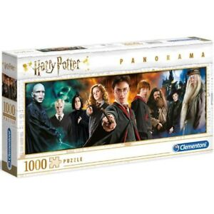 Clementoni Harry Potter & the Half Blood Prince Panorama Puzzle 1000 Pieces