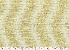 25 yds HGTV Pattern Textured Upholstery Fabric PK Lifestyles Wavering CL Citrine