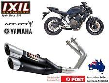 YAMAHA MT-07 / MT07HO 2014-2018 IXIL L3X-XL BLK Full System Exhaust XY9362XB