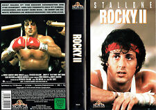 (VHS) Rocky II - Sylvester Stallone, Talia Shire, Burt Young, Burgess Meredith