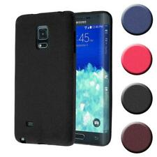 Silicone Case for Samsung Galaxy NOTE EDGE Shock Proof Cover Mat TPU Bumper