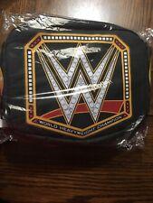NEW WWE Black Championship Title Belt Waist Fanny Pack Unisex Wrestling Fashion