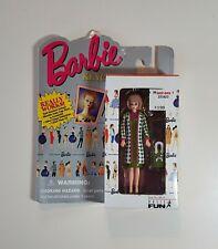 Barbie Poodle Parade Keychain Basic Fun Inc. Mattel 1995 Nrfb Mib Free S&H Too!