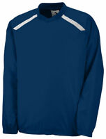 Augusta Sportswear Men's New Polyester V Neck Collar Long Sleeve Pullover. 3417