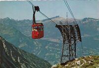 Nebelhornbahn bei Oberstdorf   , Ansichtskarte