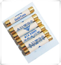 AMR Audio 90% Silver Alloy Fuse Tube 6x32mm 2A  (Slow Blow)