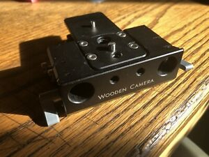 Wooden Camera Fixed Base for Canon C100, C300, & C500