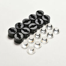 10Pcs  60 degree Lens Reflector Collimator with Holder Set For 1w 3w 5w LED BBUS