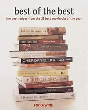Best of the Best : The Best Recipes from the 25 Best Cookbooks of the Year by F…