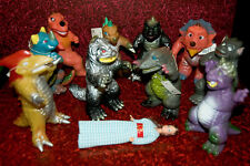 10 hermosas Kaiju monstruo > como Godzilla Rhodan etc 90er años altura 15cm girable