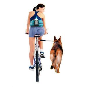 Bike Dog Leash - Suits Any Bike / Bicycle Dog Bike Trainer