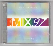 (GZ59) Various Artists, In The Mix 97 - 1997 Double CD