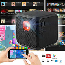 Xprit Mini Projector Home Theater WiFi Bluetooth Portable Android 7.1