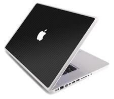 3D CARBON FIBER Vinyl Lid Skin Cover Decal fit Apple MacBook Pro 17 A1297 Laptop