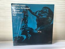 E. PARKER McDOUGAL -Initial Visit ~GRITS 2001[MINT SEALED] w/McCall & Pickens