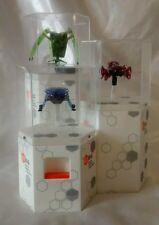 HEX BUG Micro Robotic Creatures 3 Tier Display ~ Works ~