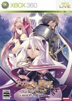 USED Xbox 360 Agarest Senki ZERO Dawn of War 37785 JAPAN IMPORT