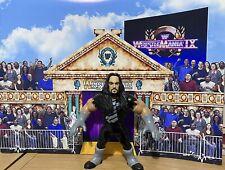 Wrestling Backdrop Stage Photo Shoot Wwe Aew Ecw Nxt Wcw Retro Hasbro