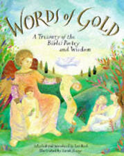 Words of Gold: Treasury of the Bible's Poetry and Wisdom, New, Rock, Lois Book