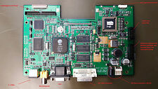 "Kontron CRT para LCD 2 Video PCB para pantallas LCD de, por ejemplo, Sharp LQ150X1LW71N LCD 15"""