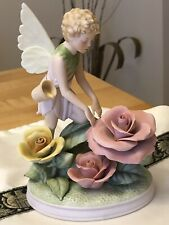 Faerie Seasons The Flower Nymph-Porcelain-American Greetings Collection