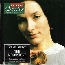 Wilkie Collins,The Moonstone,Talking Classics Audio book 2cd set - Steven Pacey