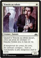 MTG Magic GRN - (x4) Hunted Witness/Témoin au rabais, French/VF