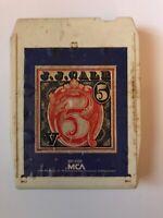 J.J. Cale 5 V Five 1979 Shelter 8 Track Tape Tested C