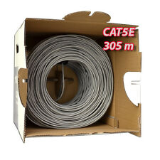 Box CAT5E Network Router Ethernet Broadband Cable (Indoor) 305 m
