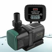 NO.17 Frequency Conversion Water Pump, 16W Quiet Submersible 12-Speed Adjustable