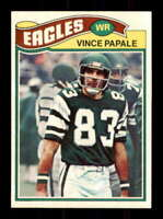 1977 Topps #397 Vince Papale NM/NM+ RC Rookie Eagles 509214