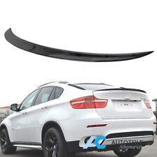 Heckspoiler Heckflügel Dachspoiler Hecklippe für BMW X6 E71 Schwarz Lackiert