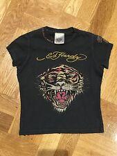 ED HARDY Boys T Shirt Size 2 Like New