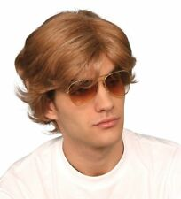 George Micheal 80s Fancy Dress Wig