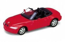 WELLY DIECAST RED BMW Z3 ROADSTER 2.8 1:60 - 1:64 MODEL CAR CAKE TOPPER NEW
